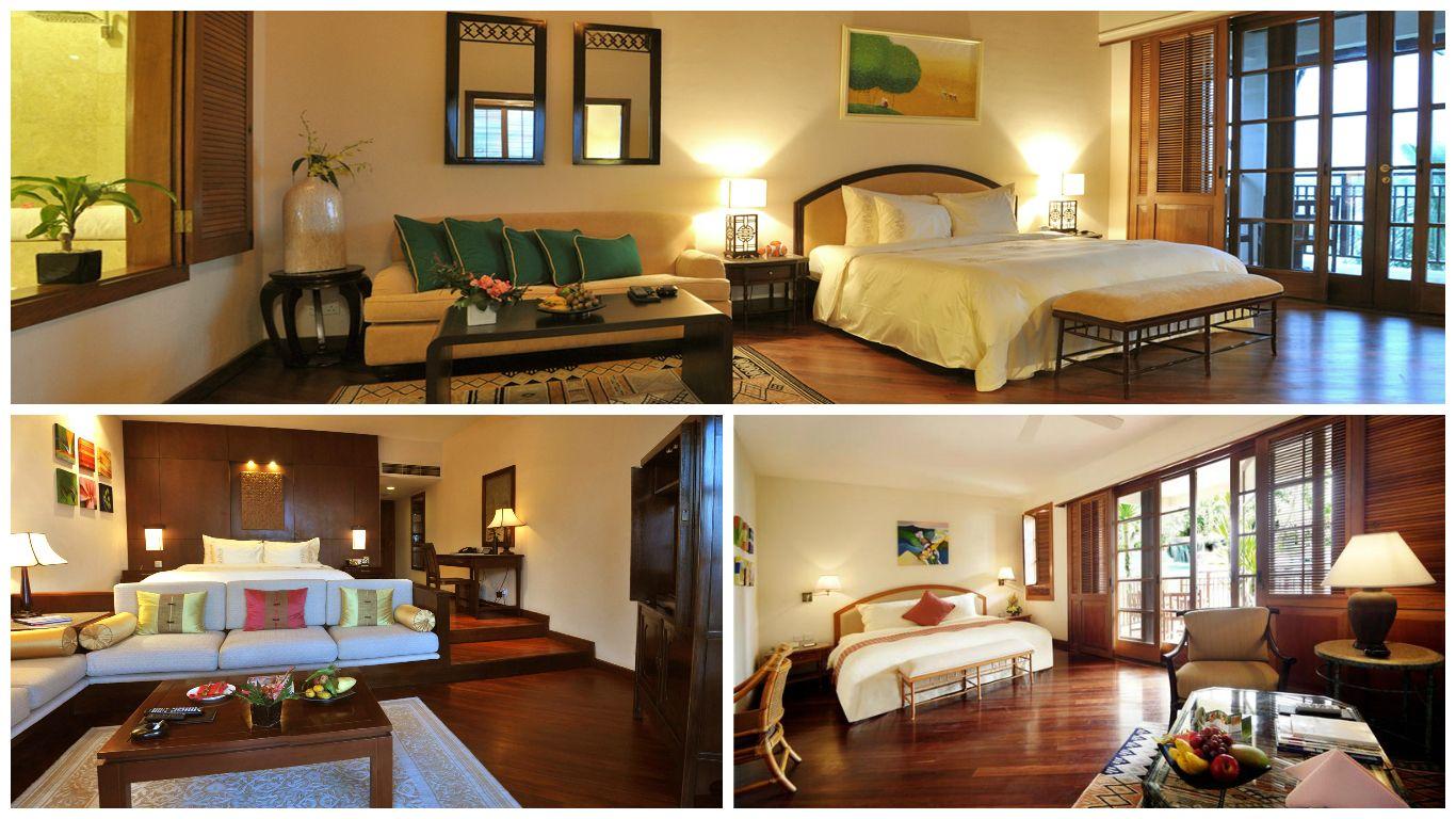 Phòng resort Furama