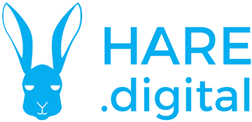 Hare Digital logo