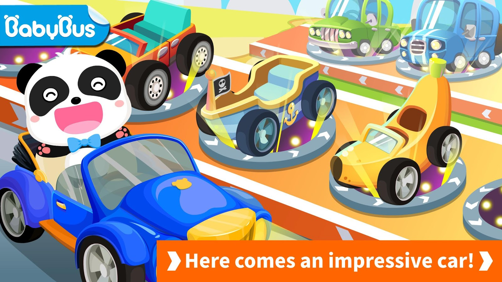 baby panda car racing android spiele download. Black Bedroom Furniture Sets. Home Design Ideas