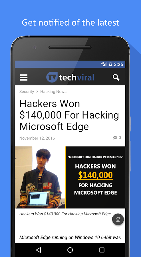 Tech Viral - News & Hacks- screenshot