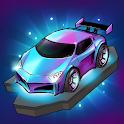 Merge Neon Car icon