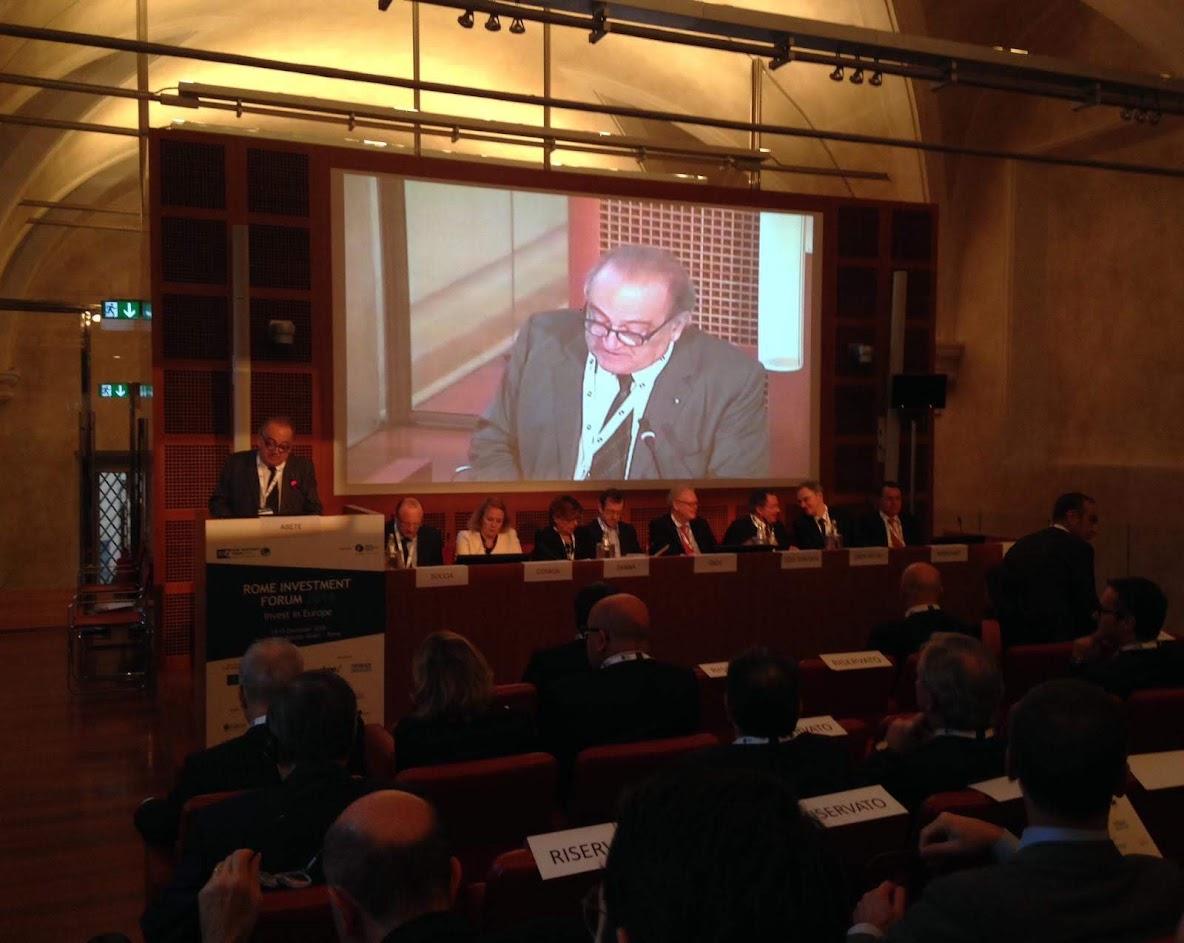 Rome Investment Forum