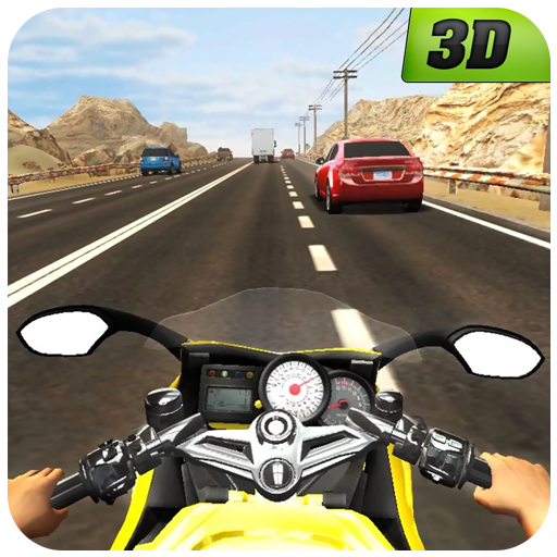 App Insights: High Speed Motorbike Racing : Highway Drift