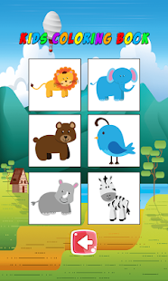 Download animal coloring book : kids For PC Windows and Mac apk screenshot 3