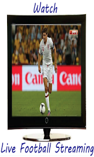 Football TV Live Streaming HD Capture d'écran