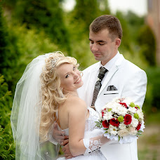 Wedding photographer Irina Shidlovskaya (ty-odin). Photo of 14.08.2014