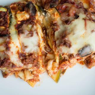 Ratatouille Lasagna {No-Noodle} Recipe