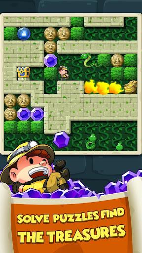 Code Triche Diamond Quest: Don't Rush! APK MOD screenshots 1