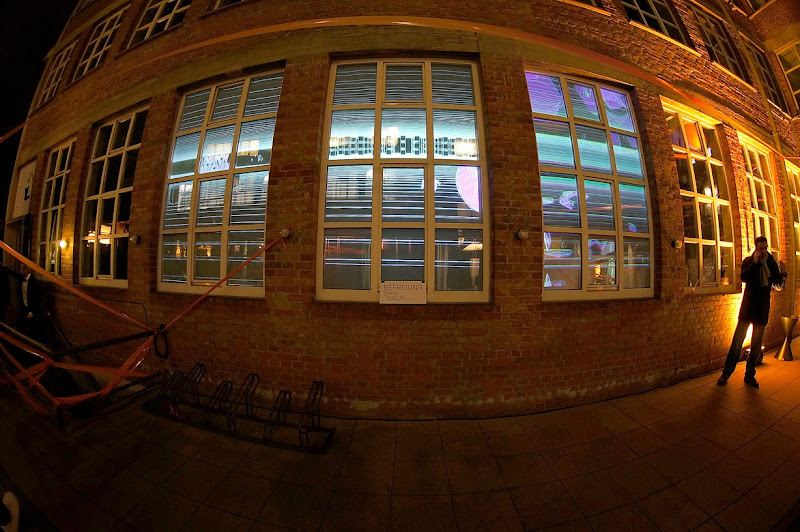 Photo: Fensterprojektion