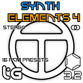 Caustic 3.2 Synth Elements Pack 4