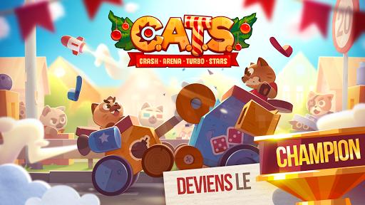 CATS: Crash Arena Turbo Stars   Robots de combat  screenshots 5