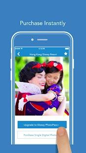 Hong Kong Disney PhotoPass - náhled