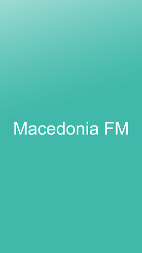Macedonia Radio