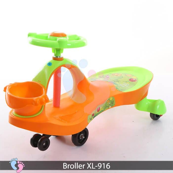 xe lắc trẻ em Broller XL-916 1