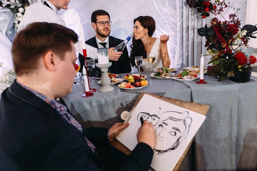 Wedding photographer Ilya Rikhter (rixter). Photo of 18.10.2018