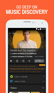 SoundHound ∞ Music Search v6.7.2