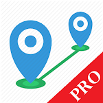 GPS Distance meter PRO Icon