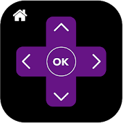 Remote for ROKU TVs / Devices : Codematics