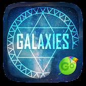 Galaxies GO Keyboard Theme