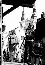 Photo: Święta Lipka 1987 przed domem pielgrzyma