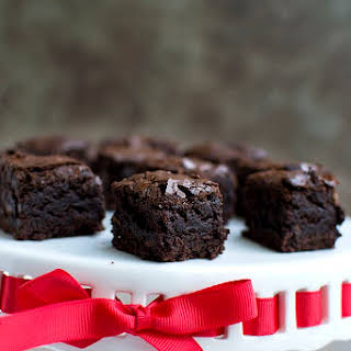 Fudge Brownies With Cocoa Powder Recipes.