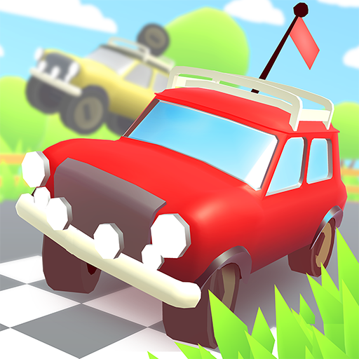 Best Rally: funny 3d physics racing