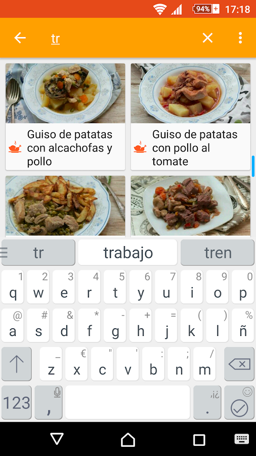 Cocinando con mi cookeo android apps on google play for Cocinar con cookeo