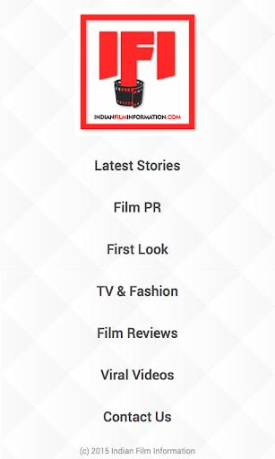 IFI - Indian Film Information