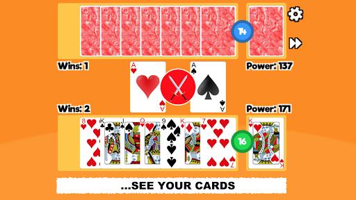 War - Card War 2.7 screenshots 3