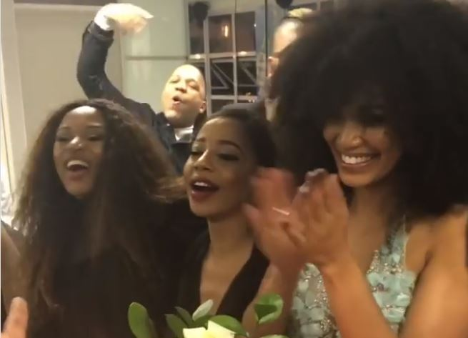 Pearl Thusi's party was a lituation of note!