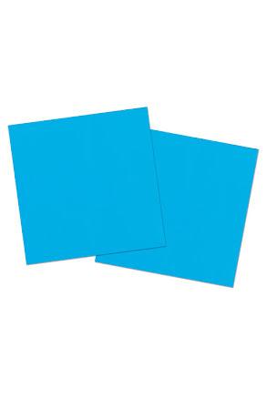 Servetter, blå, 20st