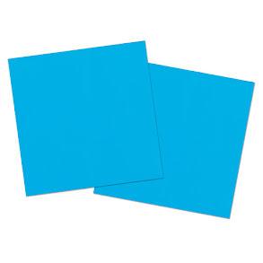 Servetter, blå