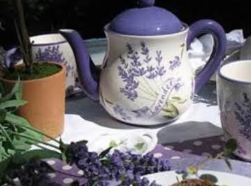 Susan's Lavender Iced Tea