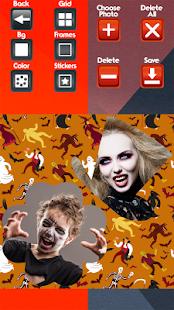 Horror Photo Collage - náhled