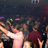 a busy night at Club NYX in Amsterdam in Amsterdam, Noord Holland, Netherlands