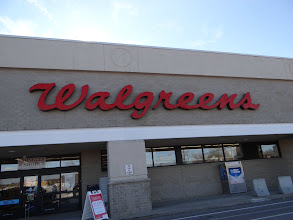 Photo: Next was going to Walgreens to pick up my photos that I ordered with the Walgreens app. When I ordered online, it said the photos would be waiting in the store in one hour.
