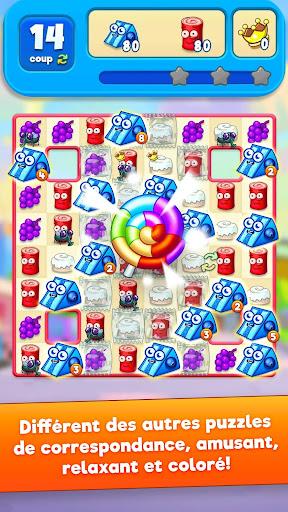 Télécharger gratuit Sugar Heroes - combinar-3 mondial jeu! APK MOD 1