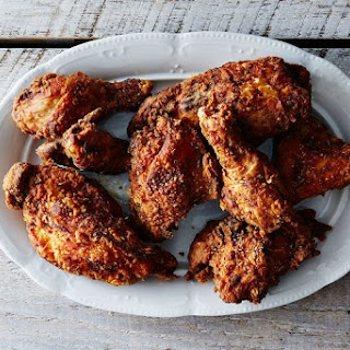 Classic Southern Buttermilk Bathed Fried Chicken Recipe