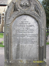 Photo: 4-Thomas Ellett, died October 15th 1888, aged 49 years
