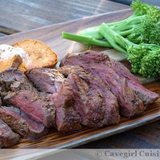 Simple Beef Tenderloin Filet Mignon (paleo and gluten free)