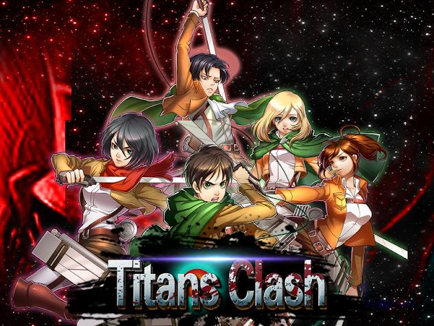 Titans Clash Screenshot