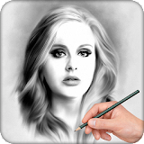 Pencil Sketch Photo:DrawingArt