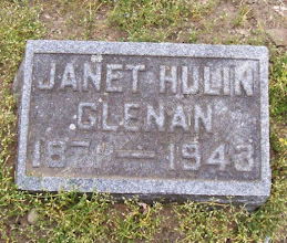 Photo: Glenan, Janet (Hulin)