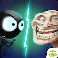 Stick vs Trollface Quest icon