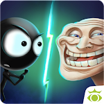 Stick vs Trollface Quest 1.2 App icon