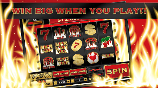 New Slots 2018 Burn Inferno 14 2