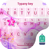 Cherry Flower Theme Keyboard Android APK Download Free By Best Keyboard Theme Design