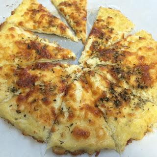 Cauliflower Crust Slices.