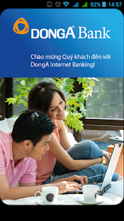 DongA Internet Banking- screenshot thumbnail