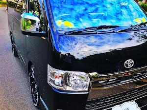 ハイエースバン TRH200Vのカスタム事例画像 あすぴーさんの2020年09月17日12:18の投稿